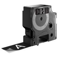 DYMO S0721010 / 53721 tape wit op zwart 24mm (origineel)
