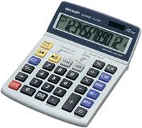 Sharp Bureaucalculator EL-2125 C 12-cijferig EL2125C
