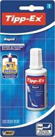 Correctievloeistof  Rapid 20ml foam blister