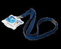 durable Textielkoord  8127 met karabijnhaak nachtblauw