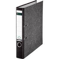 LEITZ® Ordners 1080 & 1050 met wolkenmarmerpapier, met gelijmde rugetiket, A4, 80/52 mm