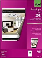 Sigel LP144 pak fotopapier