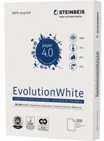 STEINBEIS Evolution White A4 Printpapier DIN A4 80 g/m² 500 vellen Wit
