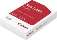 Canon Red Label Superior FSC 80 g/m² A4 papier - 500 vel