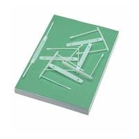 Jalema Snapbinder Lengte: 110 mm. wit (doos 50 stuks)