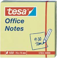 tesa 57654 57654-00-05 Geel 1 set (l x b) 75 mm x 75 mm