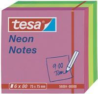 tesa 56004 56004-00-00 Roze, Geel, Groen 1 set (l x b) 75 mm x 75 mm