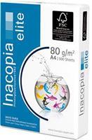 inacopia elite A4 Printpapier DIN A4 80 g/m² 500 vellen Wit