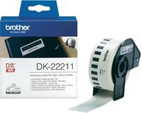 Brother Origineel filmtape 29 mm x 15.24m (DK-22211)