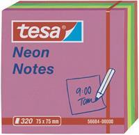 tesa 56684 56684-00-01 Roze, Geel, Groen, Oranje 1 set (l x b) 75 mm x 75 mm