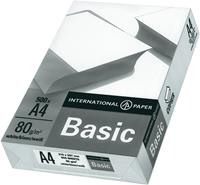 Internationalpaper Printerpapier IP Basic DIN A4 500 vel 80 g/m²