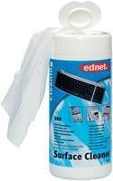 ednet 63001 Reinigingsdoekjes voor oppervlakken 100 vellen