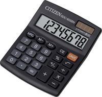 Citizenoffice Citizen Allrounder bureaurekenmachine SDC-805BN, zwart