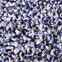 COBA Europe SP060201 Afloopmat Supreme grijs/blauw (l x b) 0.9 m x 0.6 m 1 stuks