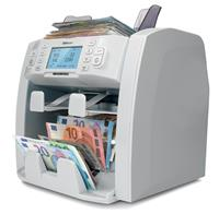 Safescan biljettelmachine 2985-SX, met 8-voudige valsgelddetectie