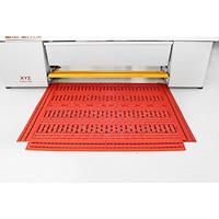 Vloerrooster Work Deck, oranje