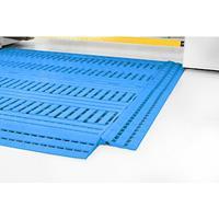 Vloerrooster Work Deck, blauw