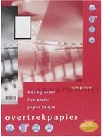 Interieur  overtrekpapier A4 23-rings 50vel