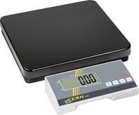 Kern Platformweegschaal Weegbereik (max.) 15 kg Resolutie 5 g werkt op batterijen, werkt op stekkernetvoeding Meedere kleuren Kalibratie mogelijk DAkkS