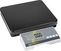 Kern Platformweegschaal Weegbereik (max.) 35 kg Resolutie 10 g werkt op batterijen, werkt op stekkernetvoeding Meedere kleuren Kalibratie mogelijk DAkkS