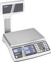 Kern Tafelweegschaal Weegbereik (max.) 30 kg Resolutie 5 g, 10 g werkt op stekkernetvoeding Meedere kleuren Kalibratie mogelijk DAkkS