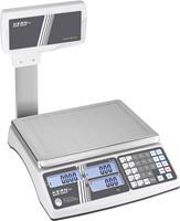 Kern Tafelweegschaal Weegbereik (max.) 6 kg Resolutie 1 g, 2 g werkt op stekkernetvoeding Meedere kleuren Kalibratie mogelijk DAkkS