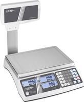 Kern Tafelweegschaal Weegbereik (max.) 15 kg Resolutie 2 g, 5 g werkt op stekkernetvoeding Meedere kleuren Kalibratie mogelijk DAkkS