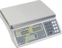 Kern Telweegschaal Weegbereik (max.) 15 kg Resolutie 5 g werkt op het lichtnet Meedere kleuren Kalibratie mogelijk DAkkS