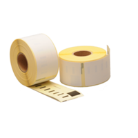 Seiko SLP-2RLE compatible labels, 89mm x 36mm, 260 etiketten, blanco