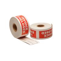 Invoice enclosed label, 101,6mm x 38,1mm, 300 etiketten, permanent