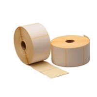 Bixolon compatible labels, 57mm x 51mm, 1370 etiketten, 25mm kern, wit