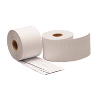 Dymo 99018 compatible labels, verwijderbaar, 190mm x 38mm, 110 etiketten, blanco
