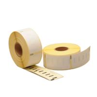 Dymo 11355 / S0722550 compatible labels, verwijderbaar, 19mm x 51mm, 500 etiketten, blanco