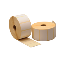 Bixolon (880199-025) compatible labels, 51mm x 25mm, 2.580 etiketten