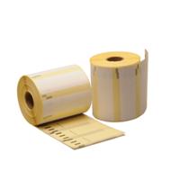 Dymo S0947410 compatible labels, 89mm x 28mm, 1.050 etiketten, blanco