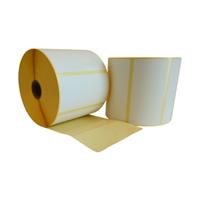 Bixolon (87000) compatible labels, 100mm x 50mm, 1.300 etiketten, 25mm
