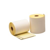 Dymo S0904980 compatible labels, 104mm x 159mm, 220 etiketten, blanco