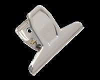 maul Papierklem  Pro 75mm capaciteit 20mm blister à 2 stuks