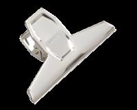 maul Papierklem  Pro 125mm capaciteit 30mm blister à 2 stuks