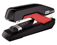 rapid Nietmachine  SO30c Halfstrip 30vel 24/6 zwart/rood