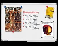 legamaster Whiteboard  Universal 90x120cm gelakt retail