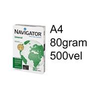 Navigator Printpapier  Universal A4 80gr wit 500vel