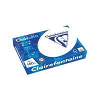 Clairefontaine Kopieerpapier  Clairalfa A4 160gr wit 250vel