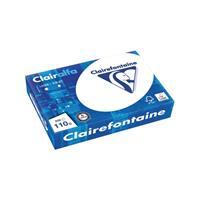 Clairefontaine Kopieerpapier  Clairalfa A4 110gr wit 500vel