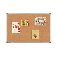 LegaMaster Prikbord  universal 60x90cm kurk