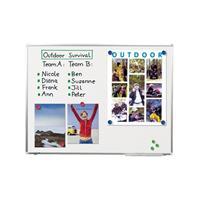 LegaMaster Whiteboard  Premium+ 90x120cm magnetisch emaille