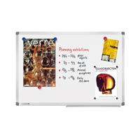 LegaMaster Whiteboard  Universal plus 90x120cm emaille