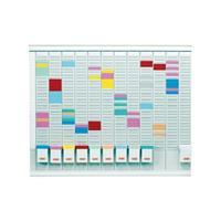 Nobo Maand- / jaarplanner Professional 60 x 66 cm