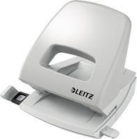 Leitz perforator 5005 lichtgrijs