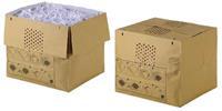 Rexel recycleerbare opvangzakken voor papiervernietiger 32 l, voor Auto+175-200X, pak van 20 zakken